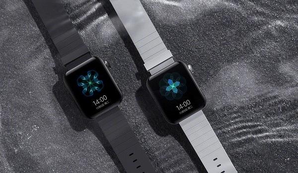 Xiaomi Watch tanıtıldı! Şimdi Apple düşünsün