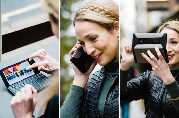 Nokia E90 modelini özleyenler için Cosmo Communicator satışa sunuldu