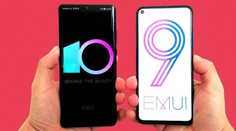EMUI 10 ve EMUI 9.1: İşte tüm görsek değişiklikler