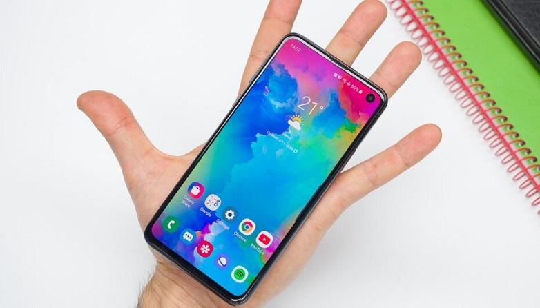 Galaxy S10 Lite, Samsung'un resmi sitesinde göründü