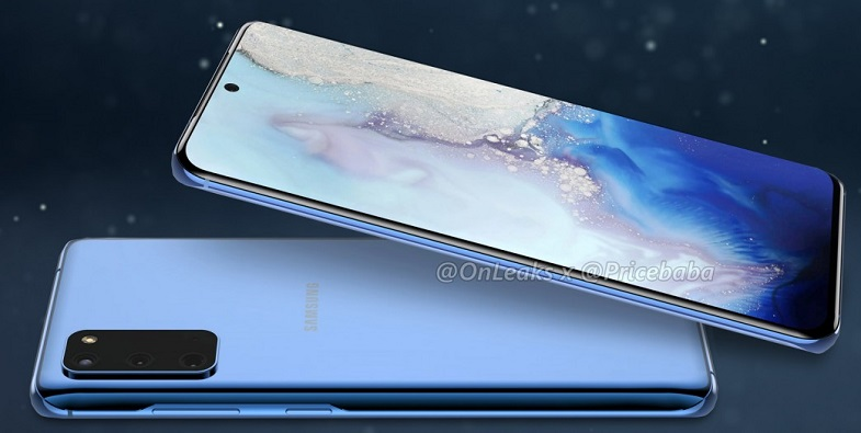 Samsung Galaxy S11e sandığımızdan çok daha iyi olacak