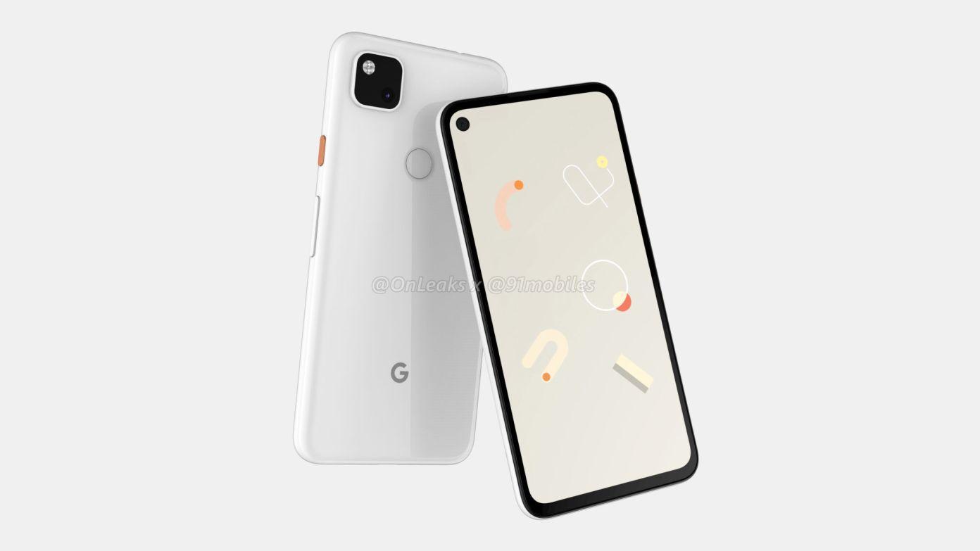 Google Pixel 4a can yakmaya geliyor!