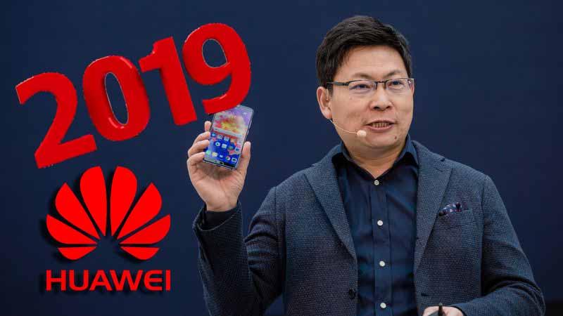Huawei 2019 yılını rekorlarla kapatıyor! 2020 böyle olur mu?