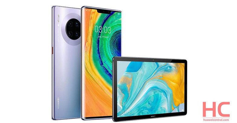 Huawei Mate 30 Pro bu defa tablet hediyesiyle satışta