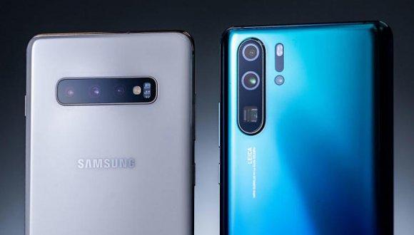 Yasağa rağmen Huawei Samsung ile aradaki farkı kapatıyor!