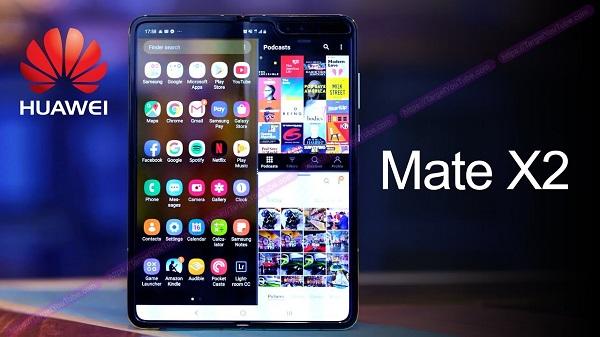 Huawei Mate X2 geliyor!!! Sonunda sertifikayı aldı.