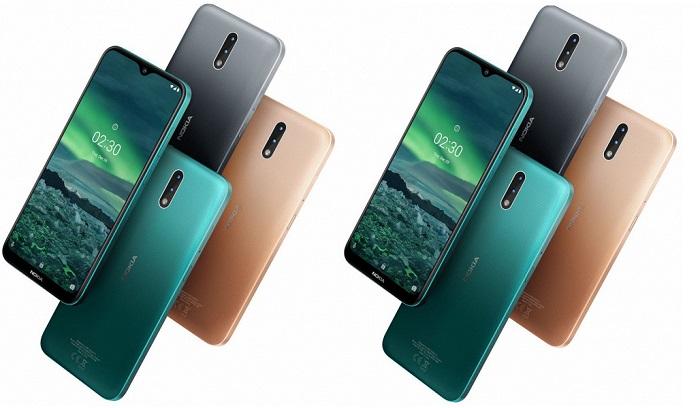 Sudan ucuz Nokia 2.3 tanıtıldı! Hem de Android One