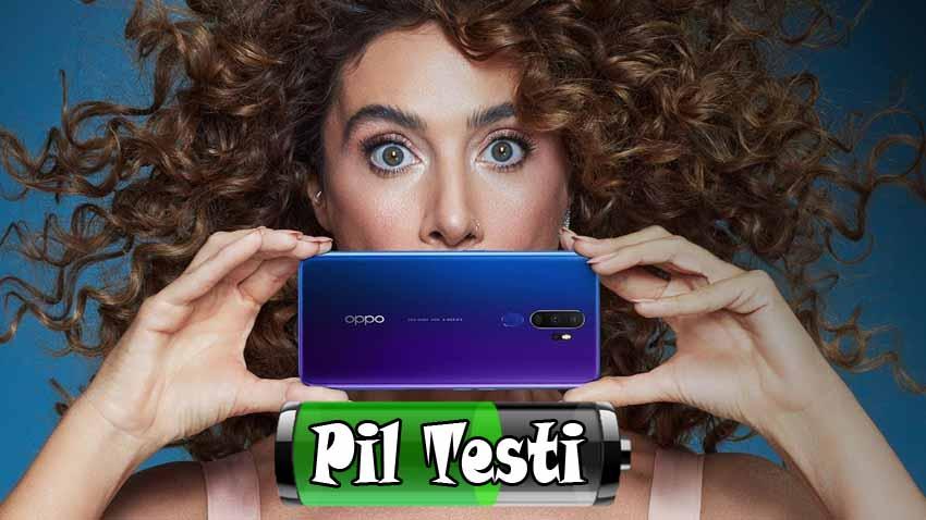 OPPO A9 2020 pil performans testi! 5.000 mAh ne yapacak?