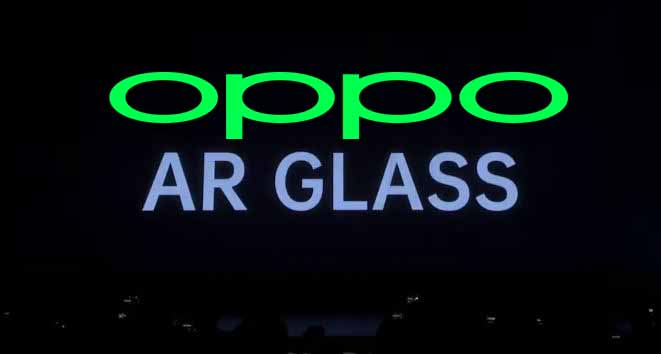 OPPO INNO Day bitti! OPPO AR Glass ile tanıştık