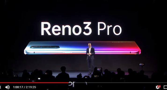 OPPO'nun en sağlam telefonu Reno 3 Pro TENNA sitesinde göründü