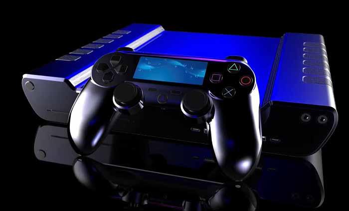 PlayStation 5 render görüntüsü tek kelimeyle muhteşem