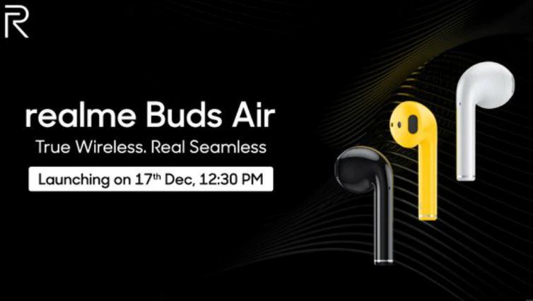 Realme Buds Air Apple'ın havasını söndürecek!