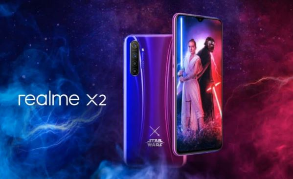 Realme XT Star Wars Edition! Skywalker yükseliyor