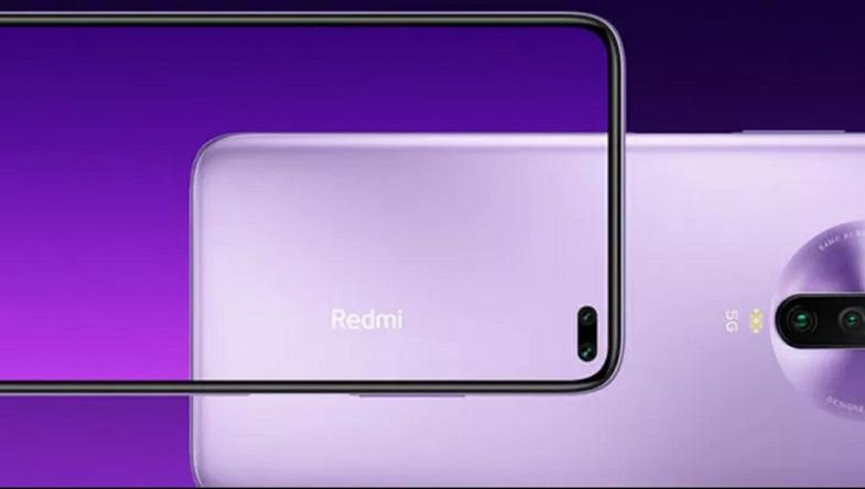 Redmi K30 ekranında sürpriz detay!