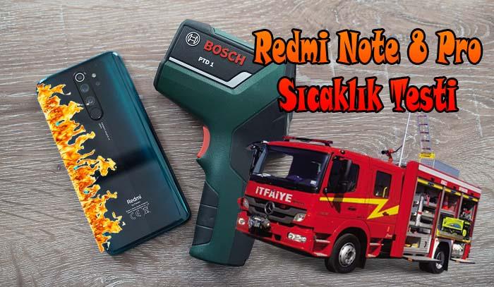 Redmi Note 8 Pro ısınıyor mu? Gelin test edelim…