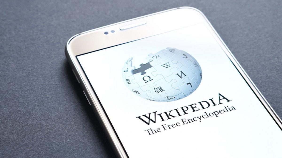 Türkiye'de yasaklı olan Wikipedia en çok okunan makalelerini açıkladı