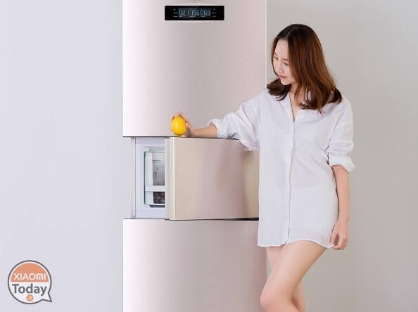 Xiaomi buzdolabı