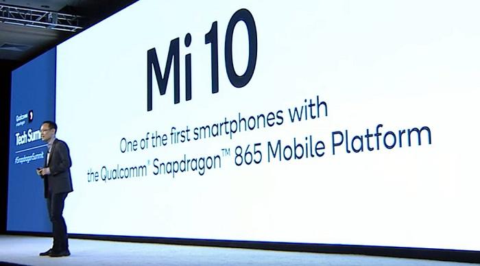 Xiaomi Mi 10'un işlemci ve kamera özellikleri resmen açıklandı