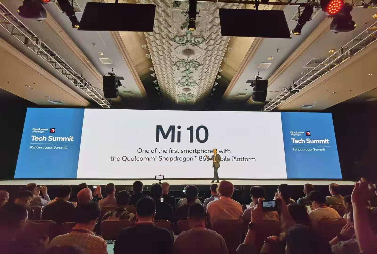 Xiaomi Mi 10 Hızlı şarj sertifikasını aldı!! Şimşek gibi…