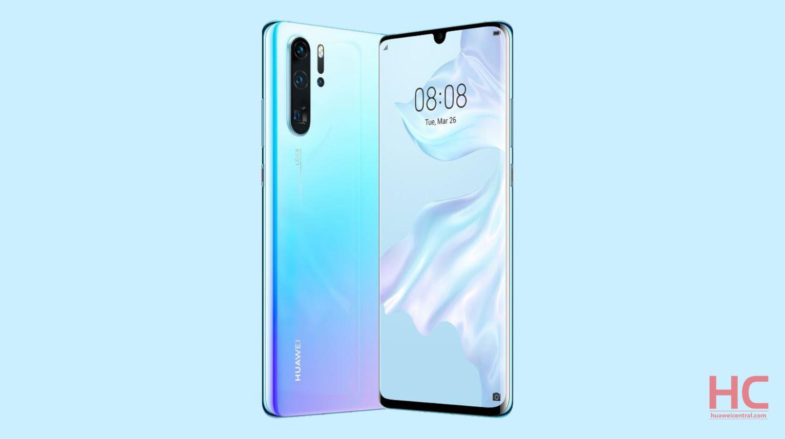 Huawei P30 sahipleri için merakla beklenen güncelleme yolda!