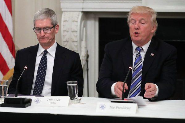 Donald Trump Apple için öyle şeyler söyledi ki! Yasaklama gelebilir!!!