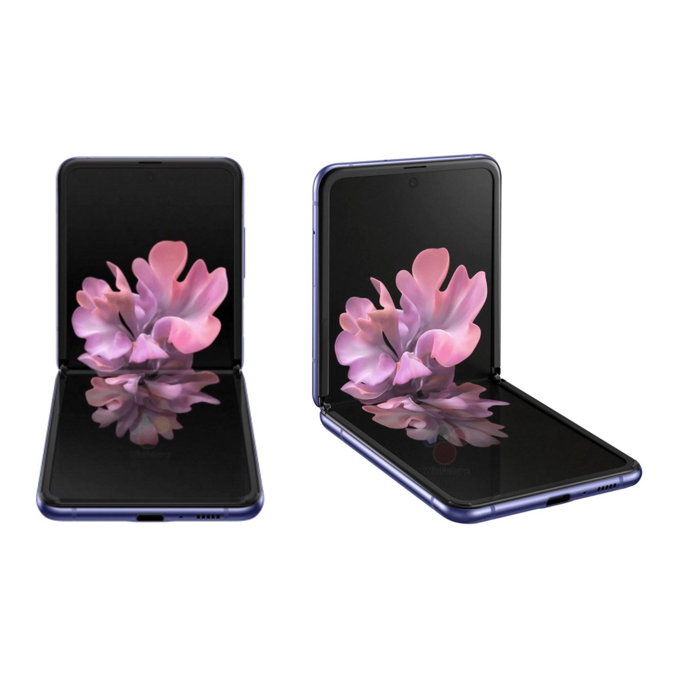 Samsung Galaxy Z Flip için yeni sızıntı geldi!