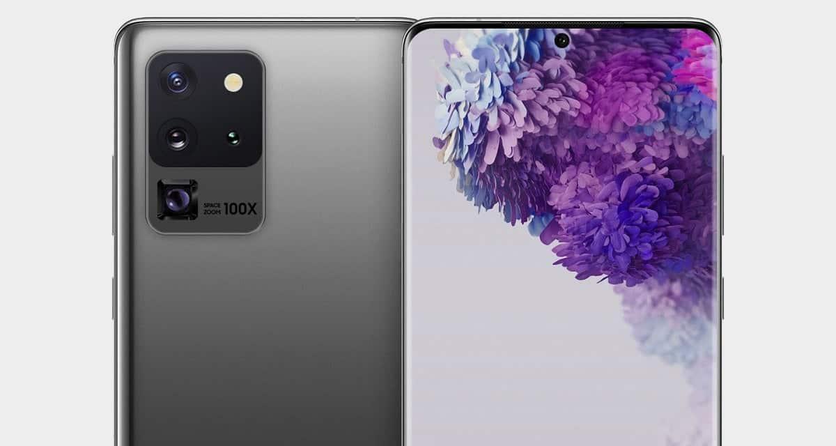 Samsung Galaxy Note 20 tasarımı ortaya çıktı!
