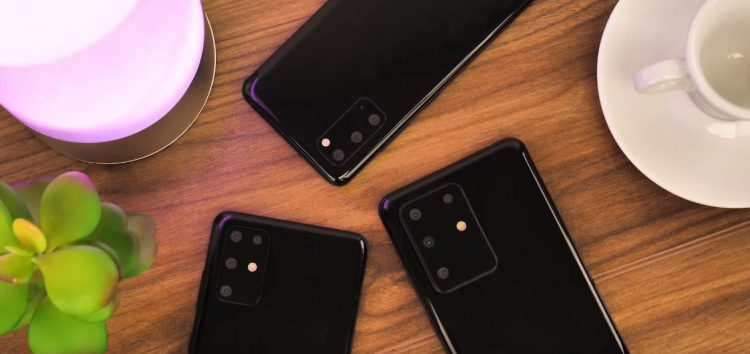 Samsung Galaxy S20 serisi tasarımı bu video ile netleşti!!!