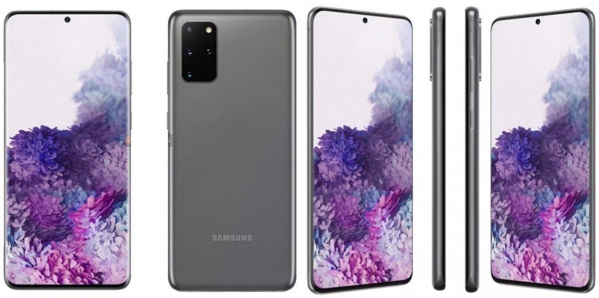 Galaxy S20 en net görselleri ile karşımızda!