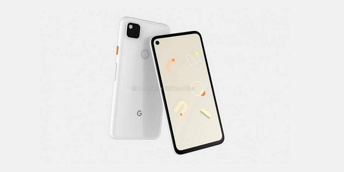 iPhone 11'e benzemeye çalışan Google Pixel 4a tekrar göründü