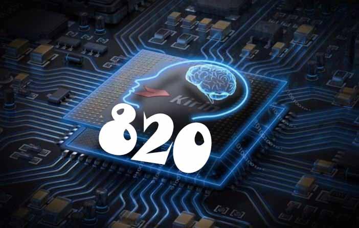 Huawei Kirin 820 Snapdragon 765G'yi yok etmeye geliyor!