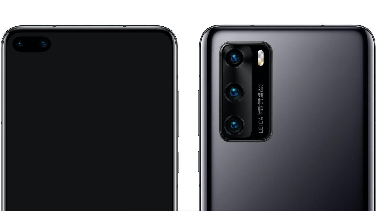 """Huawei 100 megapiksel için """"Gereksiz"""" dedi! Çarşı karışacak"""