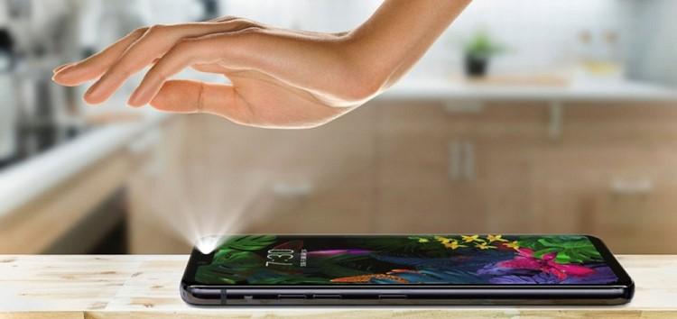 LG G8 ThinQ kullanıcılarını sevindirecek güncelleme!!! Sahne senin LG