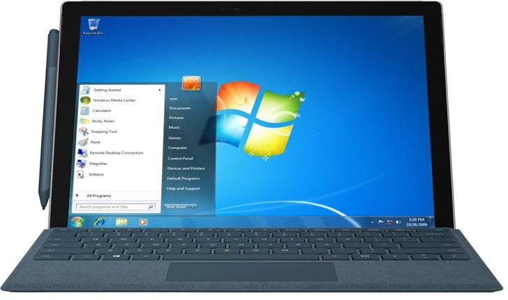 Microsoft, Windows 7 için desteğini resmen sonlandırdı. Elveda iki gözüm