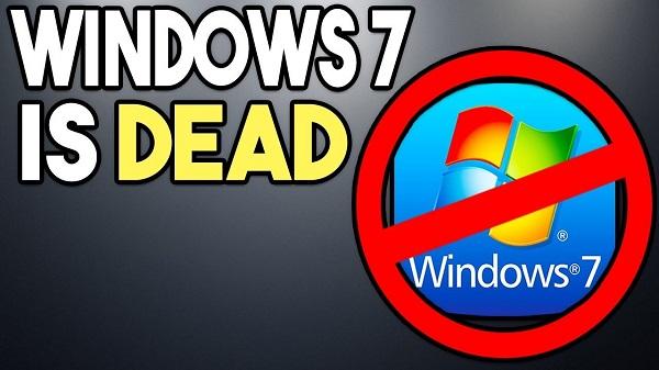 Microsoft Windows 7 kullanıcılarının ipini çekti! Bizimle değilsiniz!