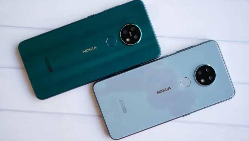 Nokia çareyi indirimde arıyor! Nokia 6.2 ve Nokia 7.2 indirimi başladı