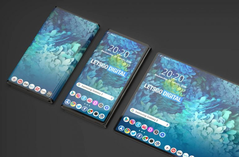 Samsung Galaxy Z yeni görselleri ile karşımızda! Buna ne gerek var?