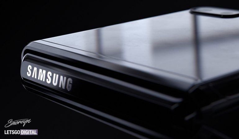 Samsung Galaxy Z Flip video görüntüsü ile karşımızda