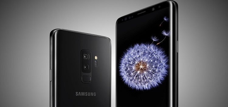 Samsung, Galaxy S9 serisi için yeni bir güncelleme yayınladı.
