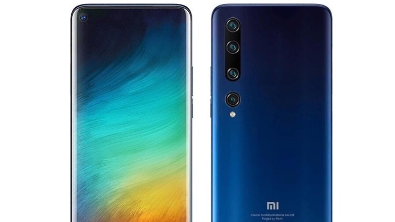 Xiaomi Mi 10 Pro için ilk görsel geldi!