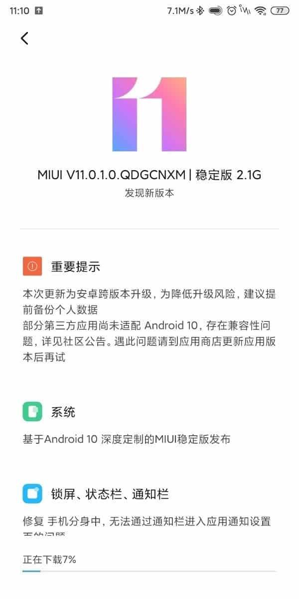 Xiaomi Mi Mix 2s kullanıcılarına sevindirecek güncelleme!!!