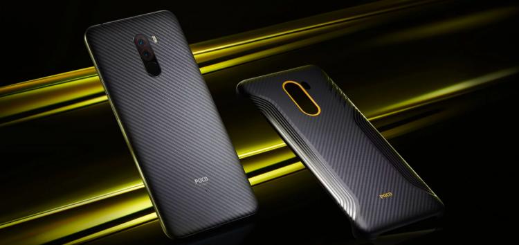 Poco F1 kullanıcılarına müjde!!! Xiaomi sonunda güncellemeyi dağıttı.