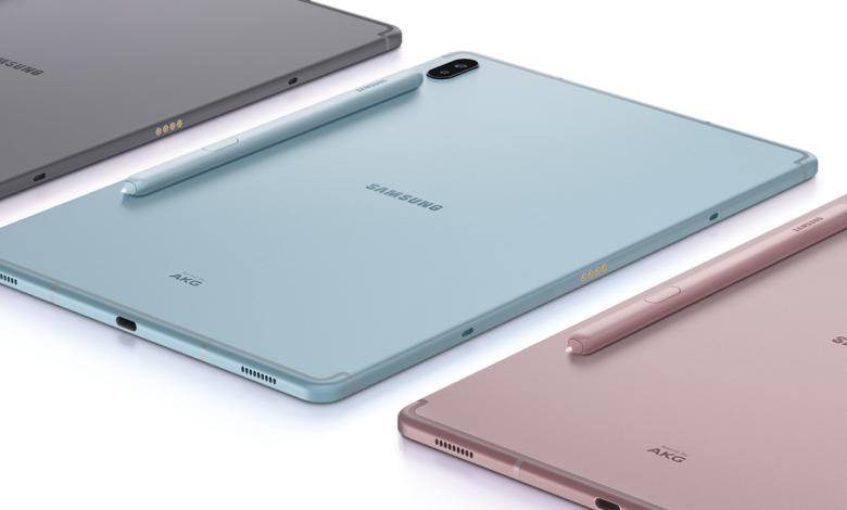Samsung'dan dünyada bir ilk! 5G destekli tablet: Galaxy Tab S6 5G!
