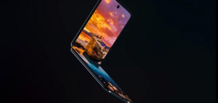 Samsung Galaxy Fold 2 Konsept videosu yayınlandı! Gel artık iki gözüm.