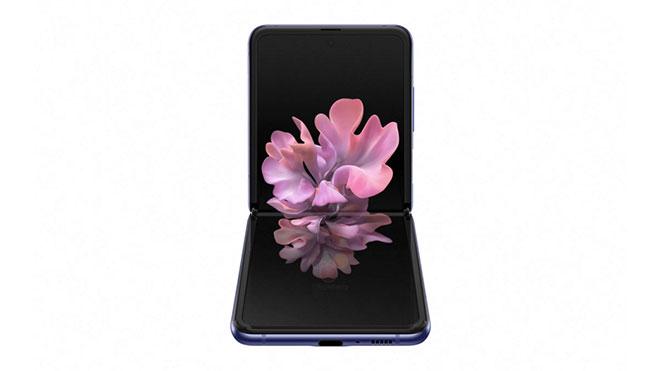 Galaxy Z Flip resmi kılıfı ile görüntülendi!