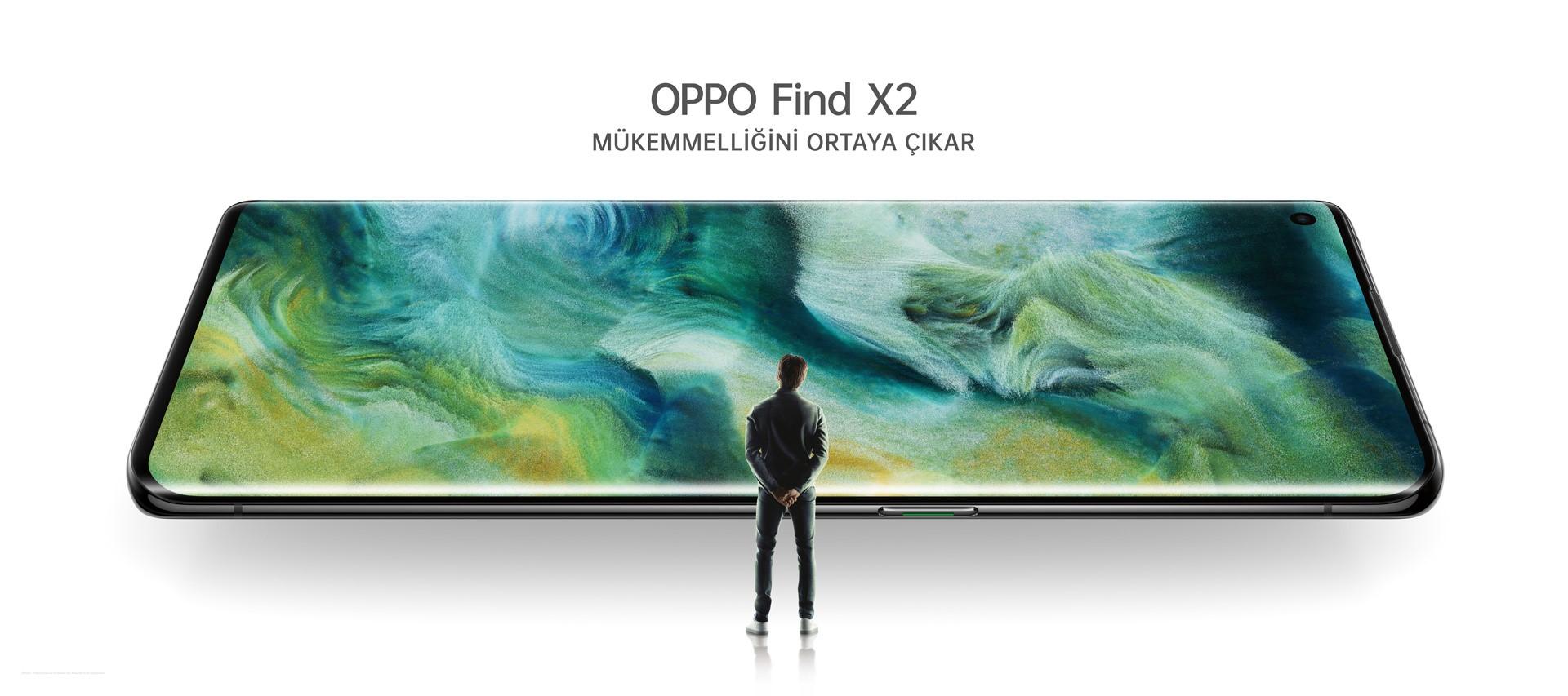 OPPO Find X2 Resmen Ortaya Çıktı! Muhteşem olmuuş!!!!