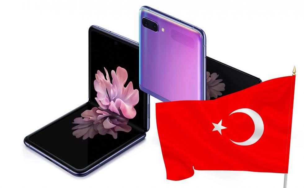 Galaxy Z Flip Türkiye pazarında yok sattı! Stoklar bitti