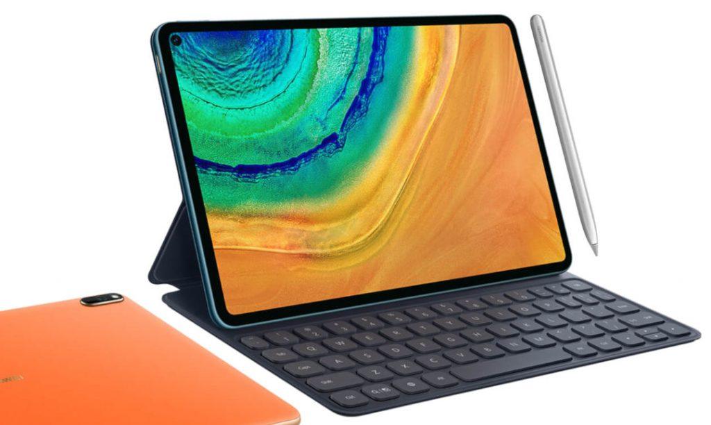 Huawei MatePad Pro 5G ile iPad Pro'nun tahtını sallayacak!