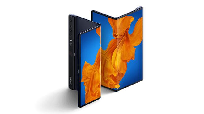Huawei Mate Xs Havalı Olduğu Kadar da Pahalı!