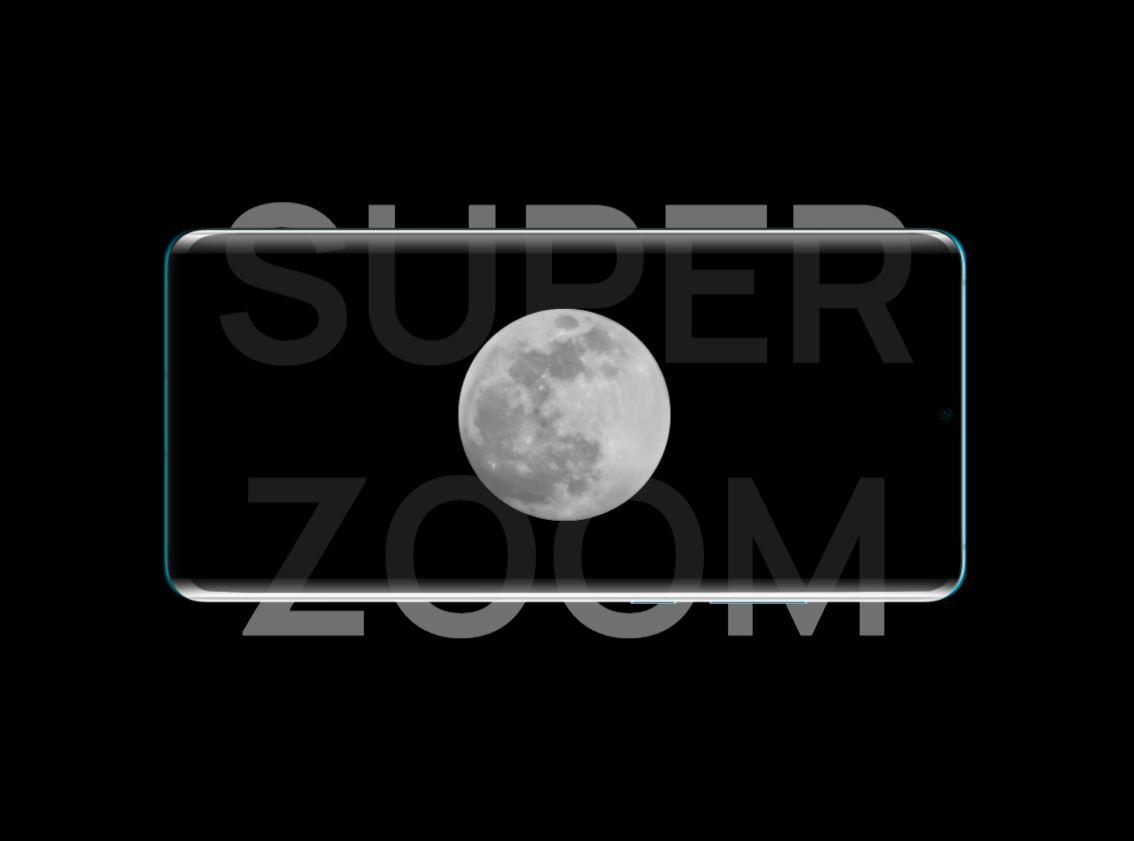 Huawei P40 ay modu ile götür beni aya! Ay bu kadar güzel miydi?
